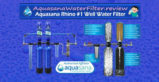 aquasana well water rhino