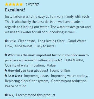 aquasana reviews